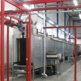 Metalli eelpesusüsteemid