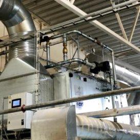 Tööstuslik ventilatsioon